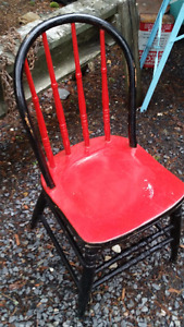 """Sturdy Wood Chair """"HFX Hoarders and Collectors"""""""