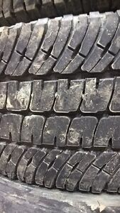 5 Tires - Michelin LTX A/T2 - 275/70 R18 M&S Prince George British Columbia image 7