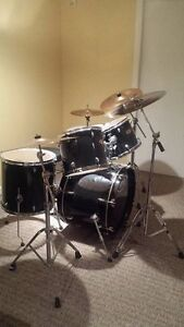 Verve drum kit for sale.