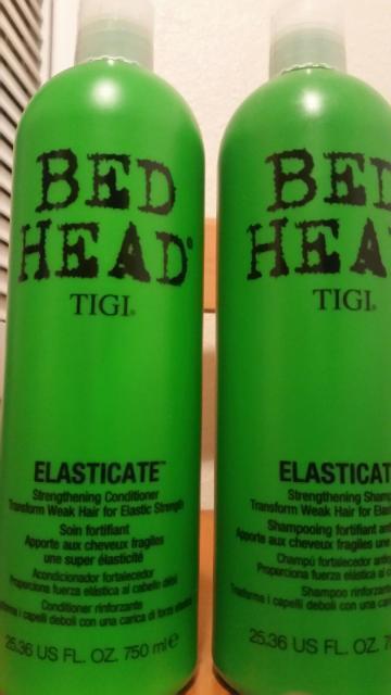 -*NEW TIGI Bed Head Elasticate Shampoo and Conditioner 25.36