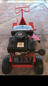 #Little Beauty! Briggs & Stratton Ride On Mower, Works Perfectly! Mandurah Mandurah Area Preview