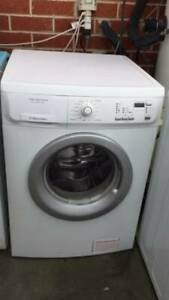 7 kg time management Lectrolux front washing machine   it is in good w