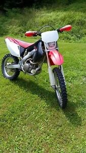 Crf250x in great shape