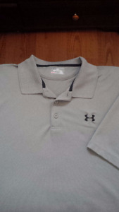 UNDER ARMOUR GOLF/ DRESS SHIRTS 2XL/ 3XL - 8 Left