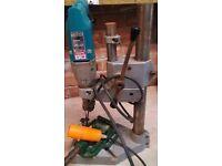 110 volt Makita bench drill