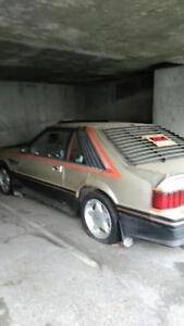 1979 Ford Mustang Coupe (2 door)