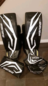 Bauer supreme total one 35+1