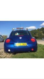 VW beetle 1.8T