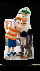 Phineas and Ferb Professional Costumes