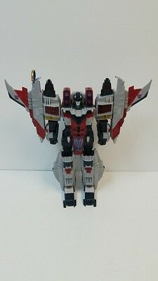 Hasbro Toys - Transformers Energon: Supreme Class STARSCREAM Action Figure