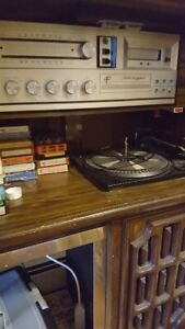 Cabinet Stereo for Sale.