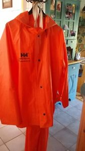 Helly Hansen Flame Retardent Safety Suit London Ontario image 1