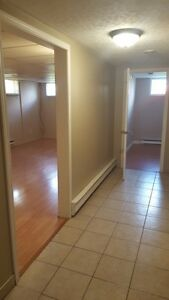 2 bedroom in trinity area Moncton for rent!!! Heat & Power incl