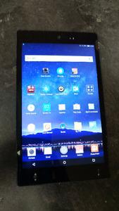 ZTE Tablet Model Number K85