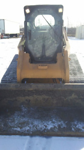 2009 Caterpillar 277c Skid Steer