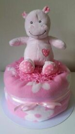 Baby Nappy Cake Gifts