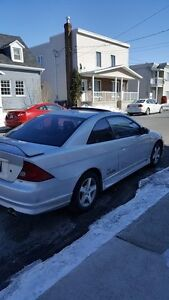 2002 Honda Civic si Coupé (2 portes)