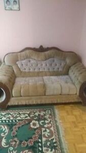 LoveSeat (sofa 2 place) nego!!!