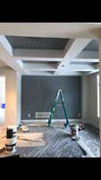 PAINTING & PLASTERING