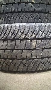 5 Tires - Michelin LTX A/T2 - 275/70 R18 M&S Prince George British Columbia image 8