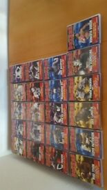 Deagostinis boxing dvds