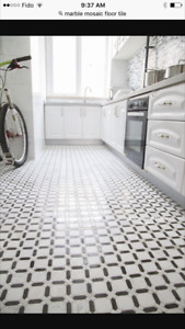 """HUGE CLEARANCE SALE- MARBLE MOSAIC FROM $3.99 UP TO $8.99"""""""""""