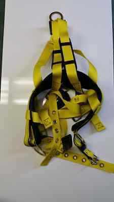 French Creek 850ab Xl Full Body Harness - Shoulder Pads Hip Positioning D-rings