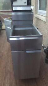 TWO IMPERIAL DEEP FAT GAS FRYERS (22 Ltr Tank) Priced individually.