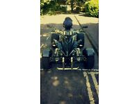 Quad bike road legal may swap