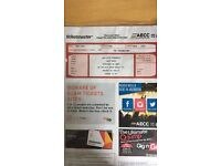 General Standing ticket for Olly Murs at the AECC