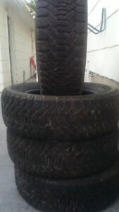 Goodyear Nordic Winter Tires Stratford Kitchener Area image 2