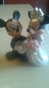 Bridal Mickey/Minnie Mouse for Wedding or Shower Gift