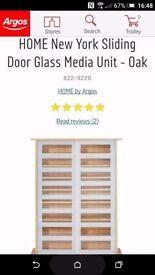Oak media unit