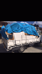 Rubbish removal service,  2 tons truck is available Sunnybank Hills Brisbane South West Preview