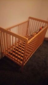 Cheap cot bed