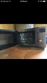 Delonghi combination microwave grill oven