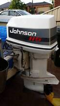 Johnson 115hp VRO Outboard Engine - Excellent - FREE Shipping Roxburgh Park Hume Area Preview