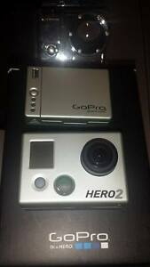 Gopro Hero 2 with dual battery extension!