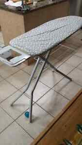 "Ironing Board Good Condition 50 x 34 x 16"" folds away  Great con"