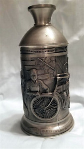 Harley Davidson Limited Edition Pewter Collectibles