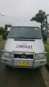 Merc 2004 sprinter!!! Lane Cove Lane Cove Area Preview