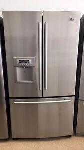 ECONOPLUS OTTAWA SPECIAL STAINLESS LG FRENCH DOOR  FRIDGE TX INCL