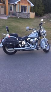 2005 Harley Davidson Heritage Soft Tail Classic