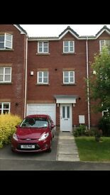 Townhouse - A furnished double bedroom AVAILABLE in Garstang, Lancashire