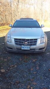 08 Cadillac CTS 6 speed standard
