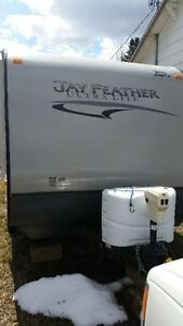 Jay Feather Ultra Lite Travel Trailer/Camper