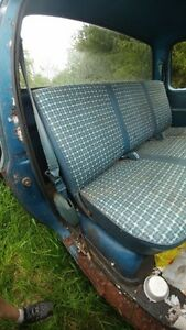 1974 Chevrolet Flareside Pick Up Truck Front Bench Seat