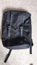 Black Spiral back pack