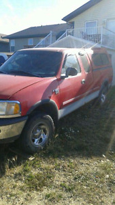 Ford F150 for parts or put new transmission