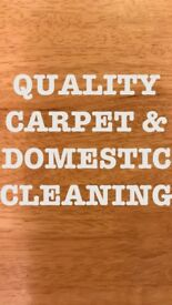 CARPET CLEANING AND END OF TENANCY CLEANING